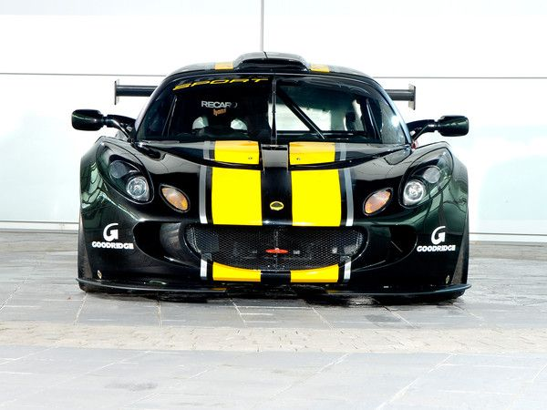 Lotus Exige S Red2017 Lotus Exige Race 380 Lighter Faster Track